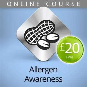 allergen awareness online course