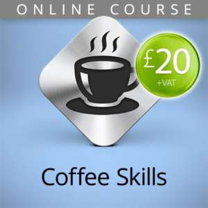 coffee skills online course
